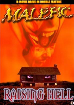 B-Movie Theatre Drive-In Double Feature - Malefic / Raising hell