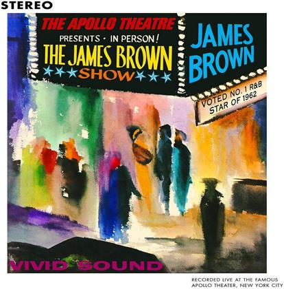 James Brown - Live At The Apollo 1962 - Expanded (Remastered)