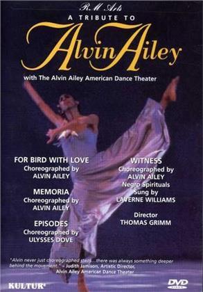 Alvin Ailey American Dance Theatre - A tribute to Alvin Alley