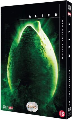 Alien (1979) (Director's Cut, 2 DVDs)