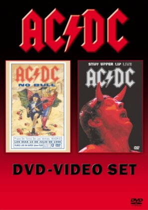 AC/DC - Stiff Upper Lip / No Bull (2 DVDs)