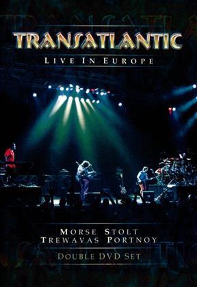 Transatlantic - Live in Europe (2 DVDs)
