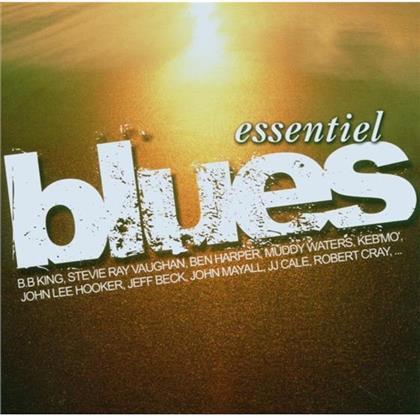 Essentiel Blues - Various (Cbs) (2 CDs)