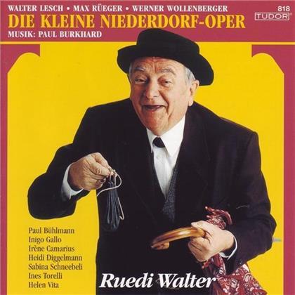 Die Kleine Niederdorfoper - Paul Burkhard - Originalfassung