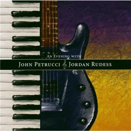 John Petrucci & Jordan Rudess (Dream Theater) - An Evening With