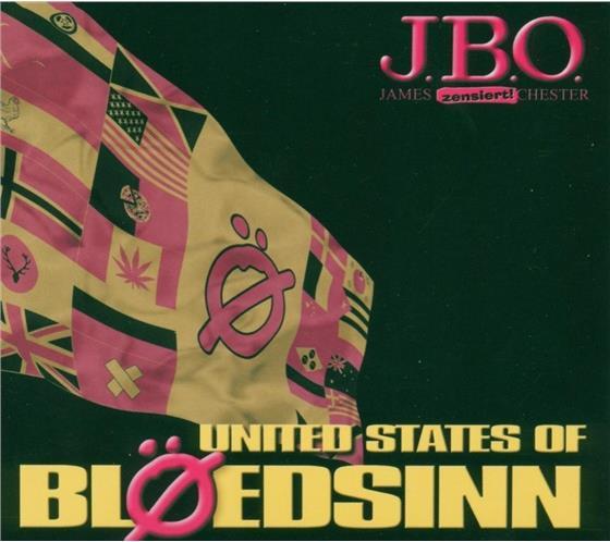 J.B.O. - United States Of Blödsinn