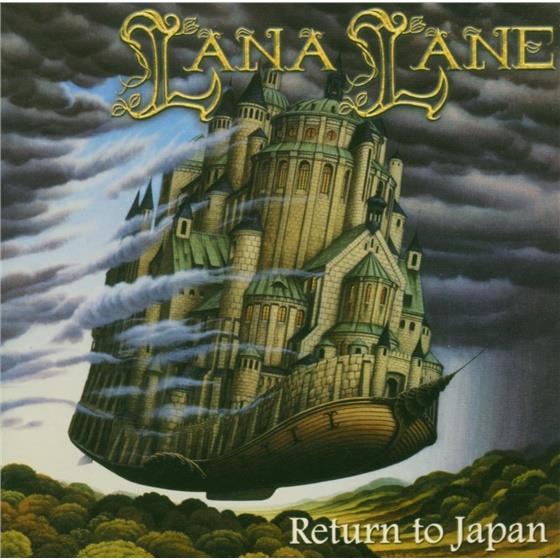 Lana Lane - Return To Japan (2 CDs)