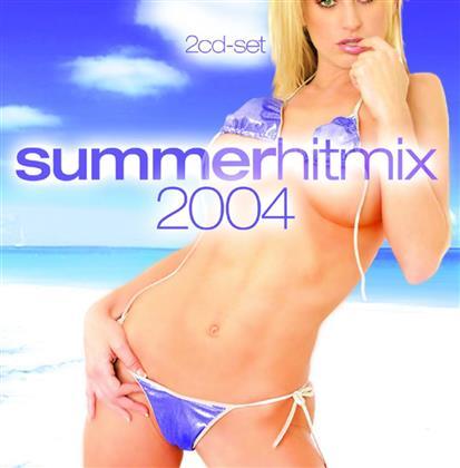 Summer Hit Mix - Various 2004 (2 CDs)