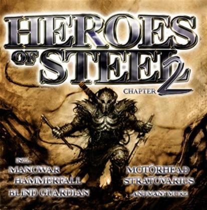 Heroes Of Steel - Vol. 2 - Zyx