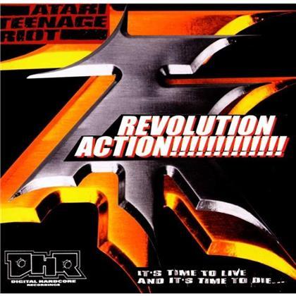 Atari Teenage Riot - Revolution Action - Mini