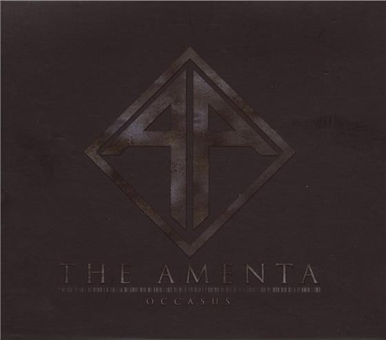 The Amenta - Occasus (CD + DVD)