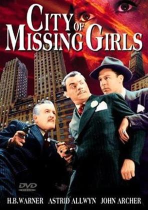 City of missing girls (n/b, Unrated)