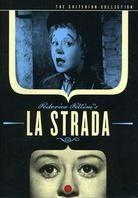 La Strada (1954) (s/w, Criterion Collection)
