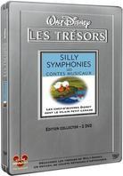 Les Trésors de Walt Disney - Silly Symphonies - Les contes musicaux (Collector's Edition, Steelbook)