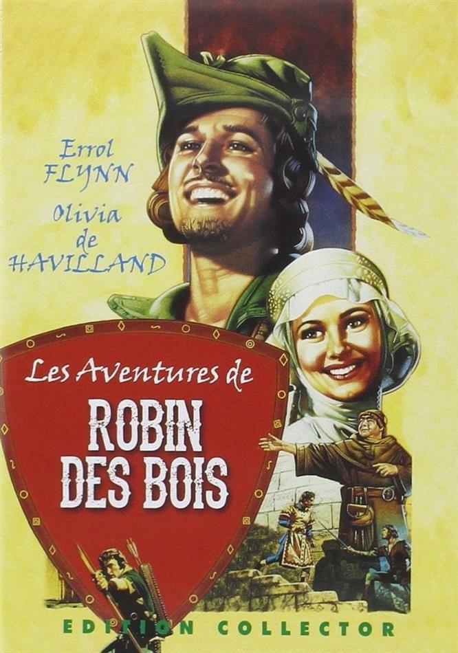Les aventures de Robin des bois (1938) (Collector's Edition, 2 DVD)