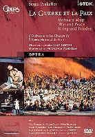 Orchestra of the Opera National de Paris, Gary Bertini, … - Prokofiev - War and Peace