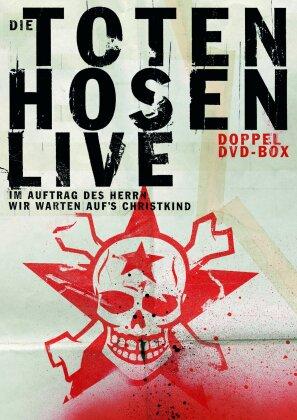 Die Toten Hosen - Im Auftrag des Herrn / Wir warten aufs Christkind (2 DVDs)