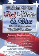 A salute to red, white and blue - Ed Sullivan