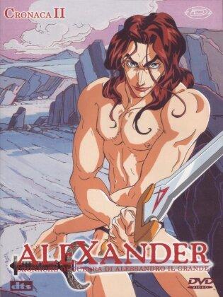 Alexander - Cronaca Episodi 5,6,7
