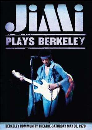 Jimi Hendrix - Jimi plays Berkeley (Remastered)