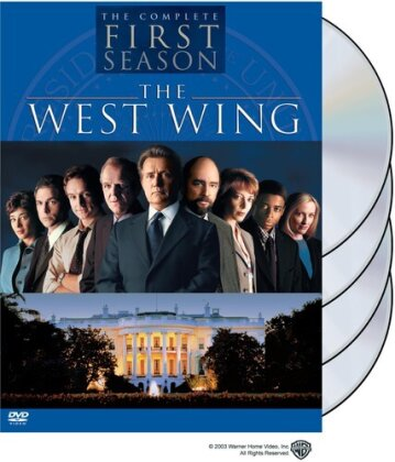 The West Wing - Season 1 (4 DVDs)