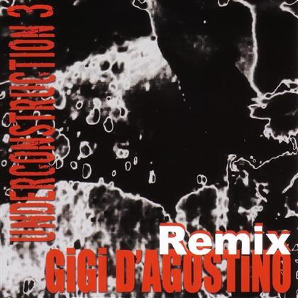 Gigi D'Agostino - Underconstruction 3 (Remix) - Mini