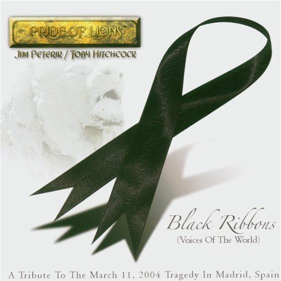 Pride Of Lions - Black Ribbons