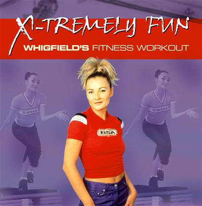 Whigfield - X-Tremely Fun-Whigfield S