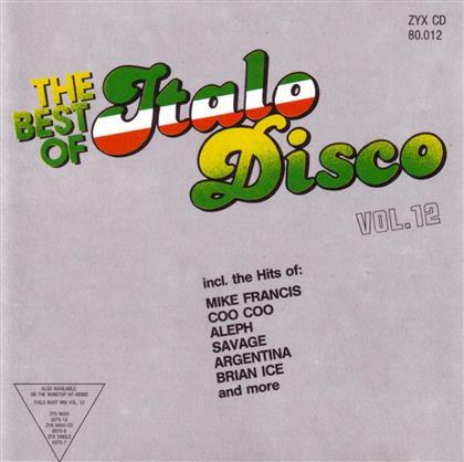 Best Of Italo Disco - Vol. 12