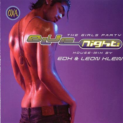 Blue Night - Oxa - Various 5 - Mixed By Edx & Leon Klein
