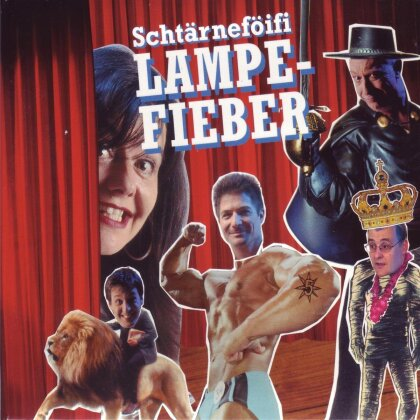 Schtärneföifi - Lampefieber