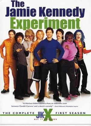 The Jamie Kennedy experiment - Season 1 (3 DVDs)