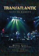 Transatlantic - Live in Europe (2 DVDs + 2 CDs)