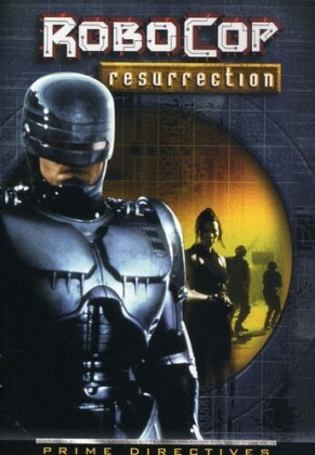 Robocop Prime Directives 3 - Resurrection