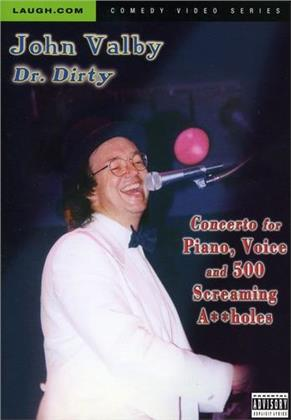Valby John - Concerto for piano, voice & 500 screaming assholes