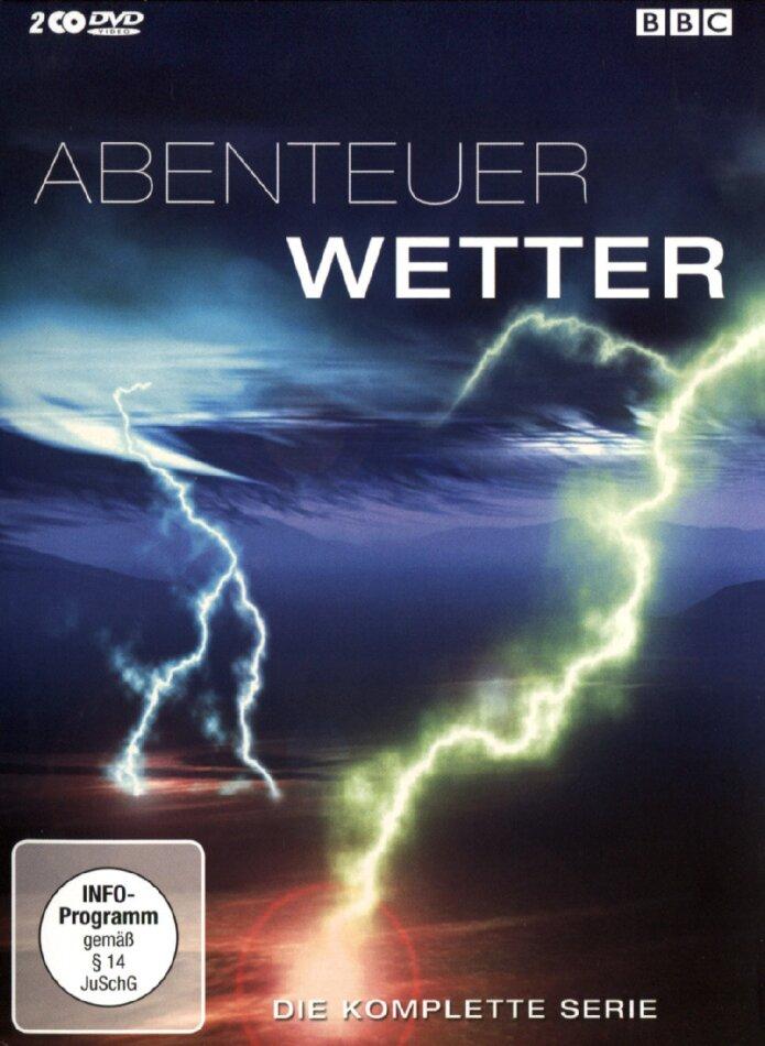 Abenteuer Wetter (BBC, 2 DVDs)