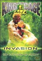 King of the cage: - Invasion (Unrated, 2 DVD)
