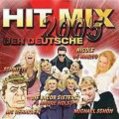 Hit Mix 2005 - Various - Der Deutsche (2 CDs)