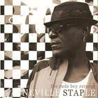 Neville Staple - Rude Boy Returns (CD + DVD)