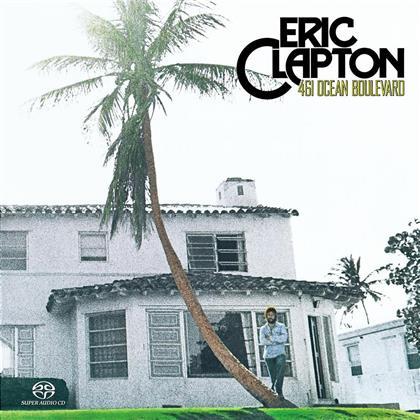 Eric Clapton - 461 Ocean Boulevard (Hybrid SACD)