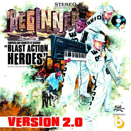 Beginner (Jan Delay, Denyo, Dj Mad) - Blast Action Heroes Version 2.0 (2 CDs)