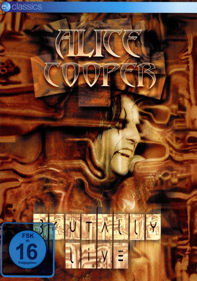 Alice Cooper - Brutally Live (EV Classics)