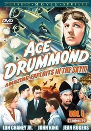 Ace drummond Volume 1 (s/w)