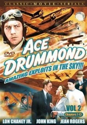 Ace drummond Volume 2 (s/w)