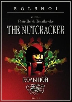 Bolshoi Ballet & Orchestra, Aleksandr Kopilov & Ekaterina Maximova - Tchaikovsky - The Nutcracker
