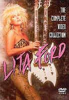 Ford Lita - The Complete Video Collection