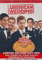 American wedding (2003) (Gift Set, Unrated, 2 DVD)
