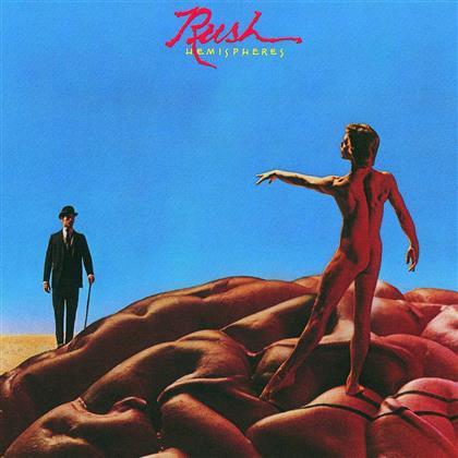 Rush - Hemispheres (Remastered)