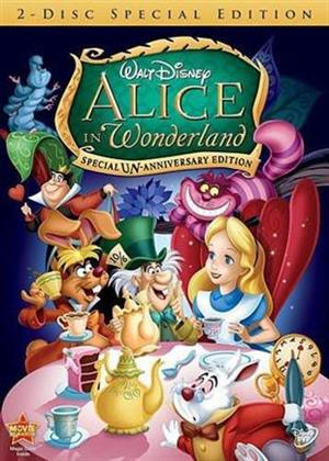 Alice in Wonderland (1951) (Special Edition, 2 DVDs)