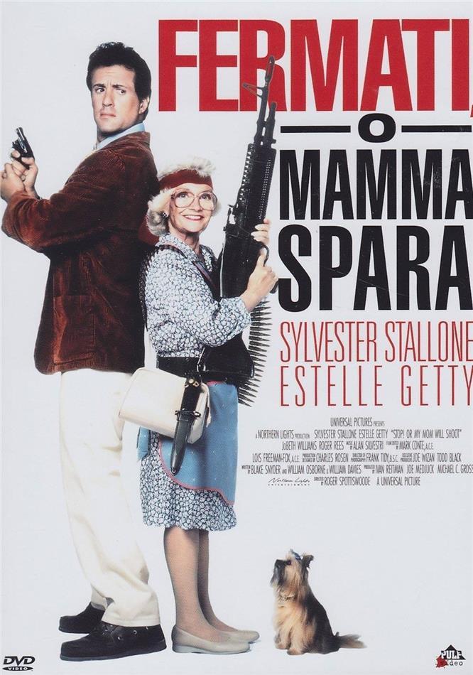 Fermati o mamma spara (1992)